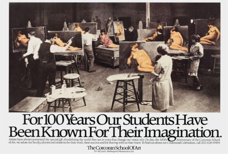 Read more: https://www.luerzersarchive.com/en/magazine/print-detail/the-corcoran-school-of-art-27857.html The Corcoran School Of Art Year: 1986 Tags: The Martin Agency, Richmond,John Mahoney,Danny Boone,The Corcoran School Of Art