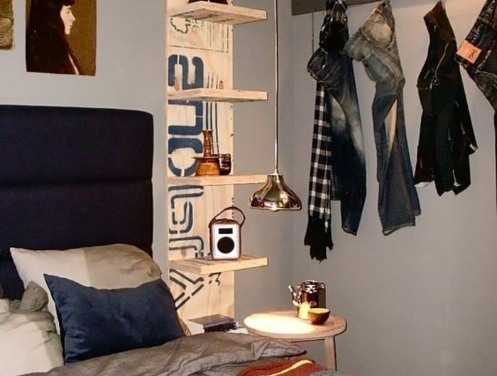 78 best Chambre ado images on Pinterest | Star wars, Child room and ...