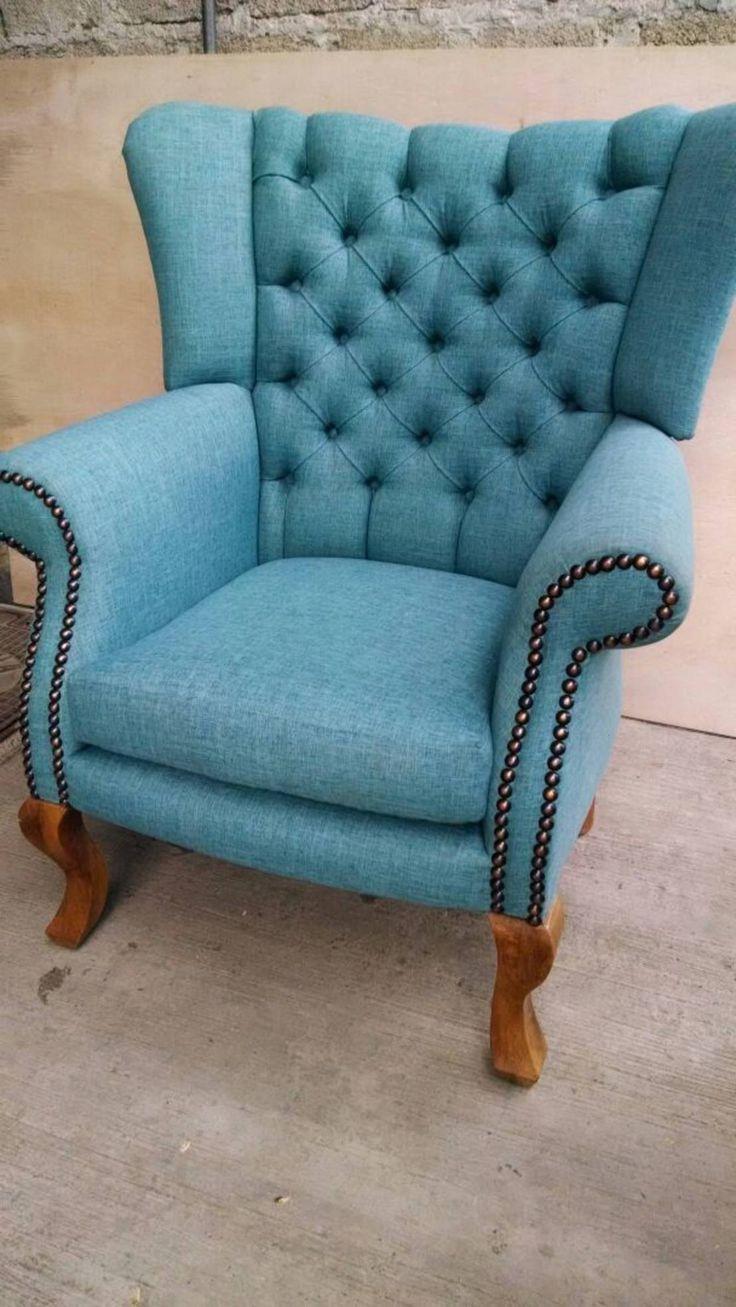 Las 25 mejores ideas sobre muebles antiguos en pinterest - Sillones antiguos restaurados ...