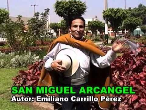 San Miguel Arcangel Musica Ancashina Chimayches Carrillo Pérez Sihuas (E...