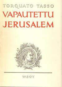 kuva: Vapautettu Jerusalem (kotelossa)
