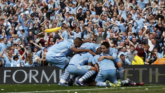 Manchester City is Champion 2012!