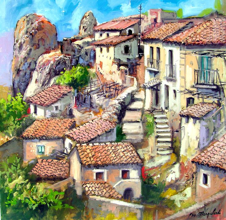 Pentadattilo Italy ~ Francis Mangialardi