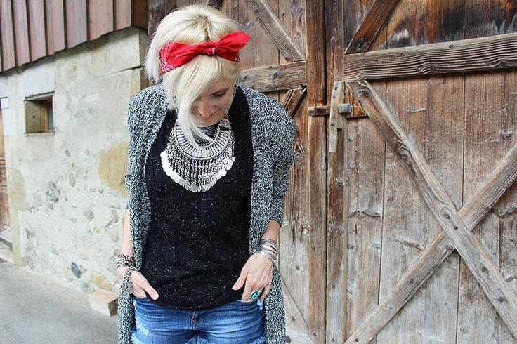 Little Boho - Rock and boho fashion blog   RED TOUCH