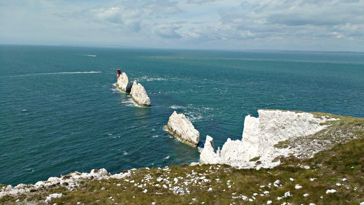 The Needles on the Isle of Wight