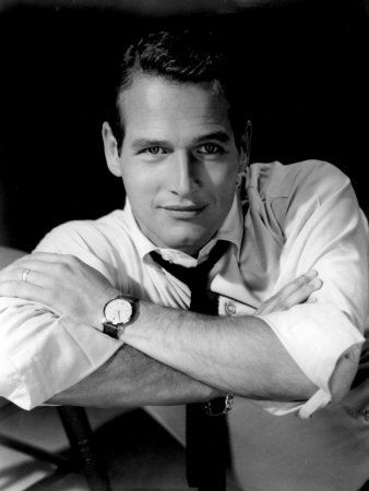 Had I been born 20 years earlier, Paul Newman, without a doubt, would have been my celebrity crush.  Well, he was my crush!