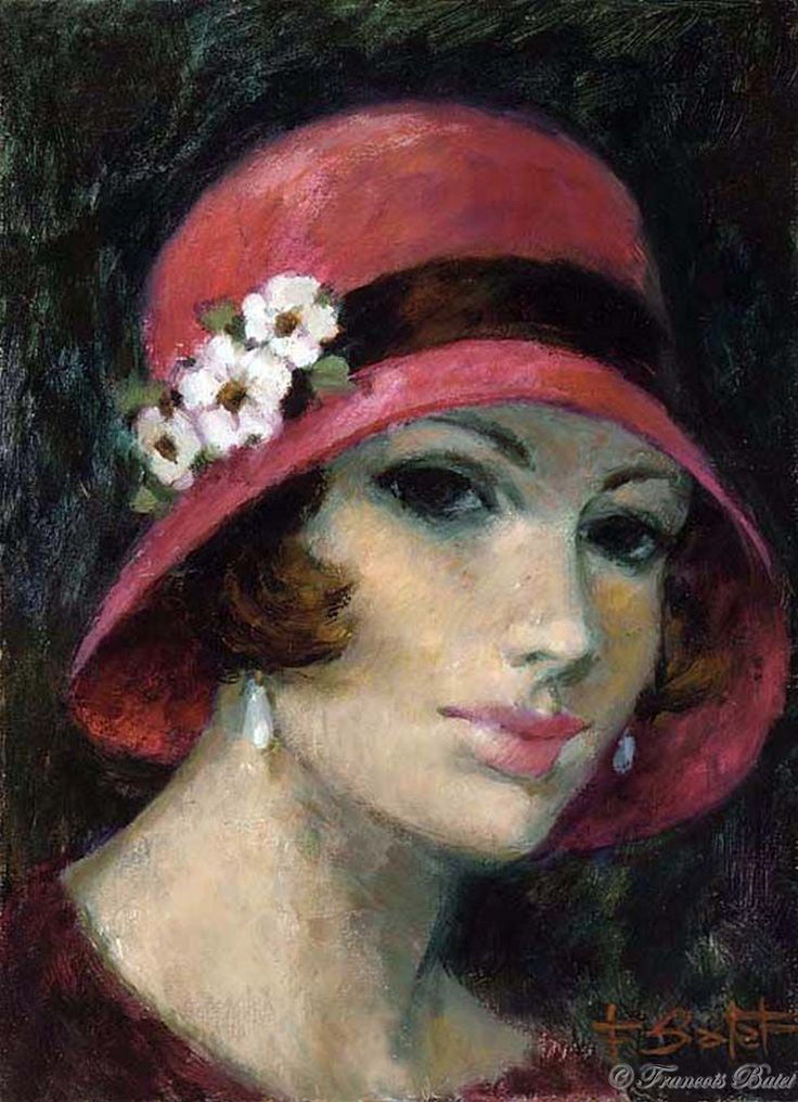 The Red Hat- Francoise Batet