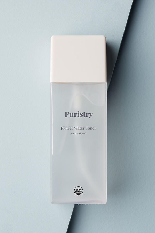 Puristry Flower Water Toner | Anthropologie