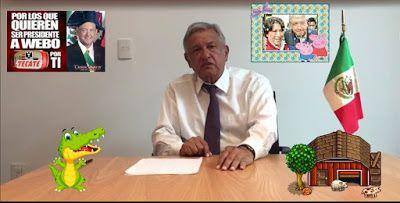 Blog de palma2mex : AMLO presenta pruebas patito del fraude electoral ...