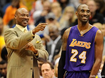"""When it comes to managing Kobe Bryant's playing time at this stage of his career, James Worthy is among those who believe the """"less is more&a..."""