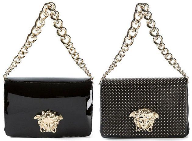 Versace Taschen - Luxus-Handtaschen Collection für Damen mit Medusa