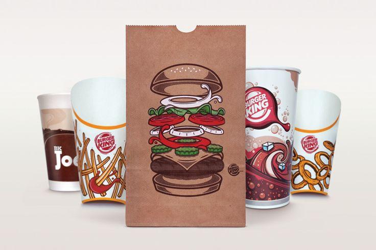 babiglesias.: Food Packaging, King Packaging, David Iglesias, Packaging Design, Global Packaging, King Global, Graphics Design, Food Design, Burgers King