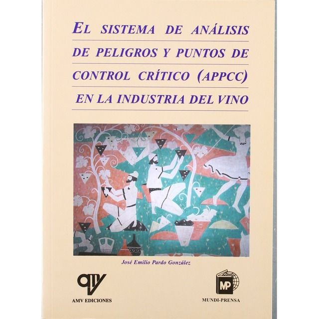 Libro El Sistema De Analisis De Peligros Y Puntos De Control