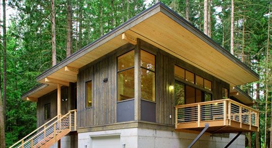 Best 10 Contemporary Cabin Ideas On Pinterest 1 Bedroom
