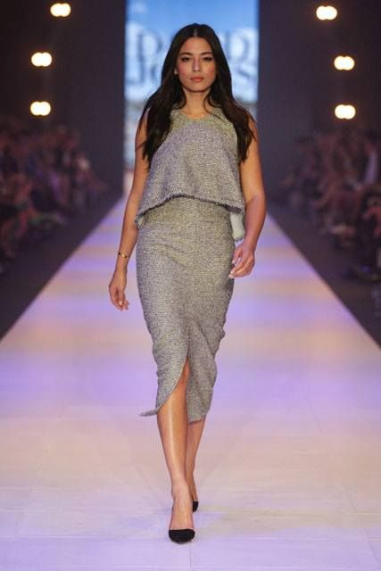 Virgin Australia Melbourne Fashion Festival -Opening Event presented by David Jones and supported by Vogue Australia