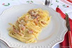 Pasta ricette Spaghetti alla carbonara