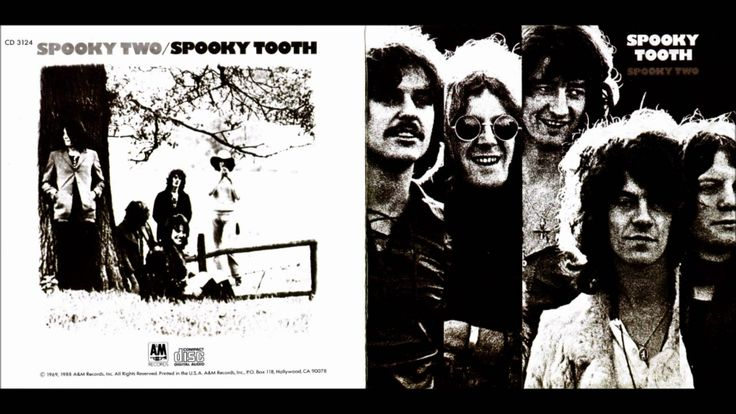 Spooky Tooth Tobacco Road