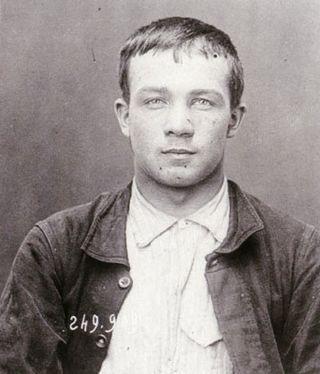 Jules Bonnot à 20 ans.
