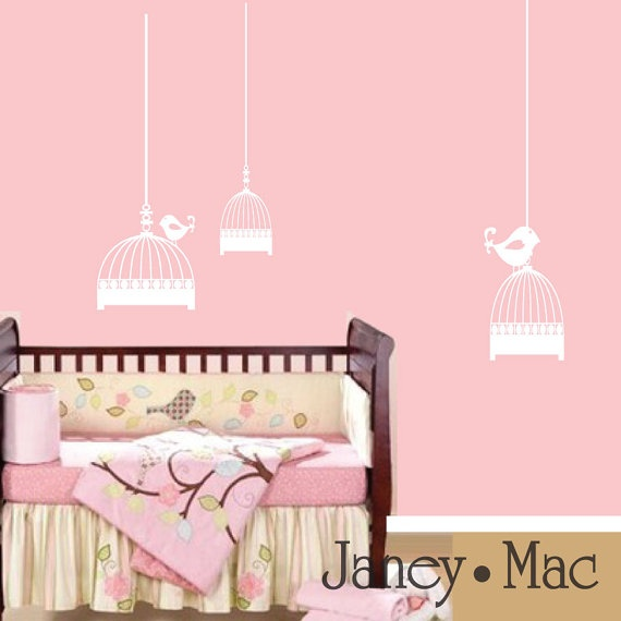112 Best Images About Nursery Wall Design On Pinterest