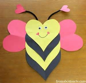 Want more Valentine's Day crafts for kids ? Here are a few of our ...