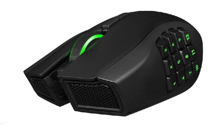 Razer presenta el mouse Naga Epic Chroma - http://www.tecnogaming.com/2014/11/razer-presenta-el-mouse-naga-epic-chroma/