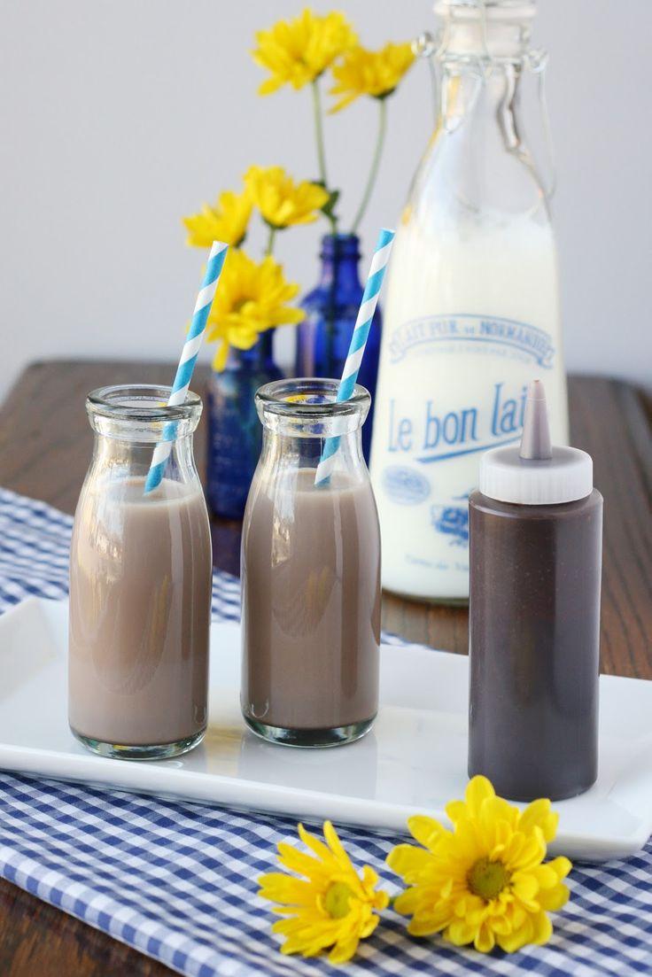 Homemade Chocolate Syrup Recipe