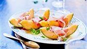 Melon med Prosciutto | Recept