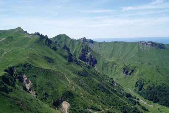 Puy de Sancy, 6184ft, Auvergne, France