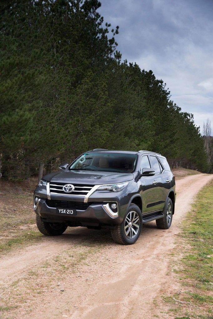 2015 Toyota Fortuner | CarFanboys.Com