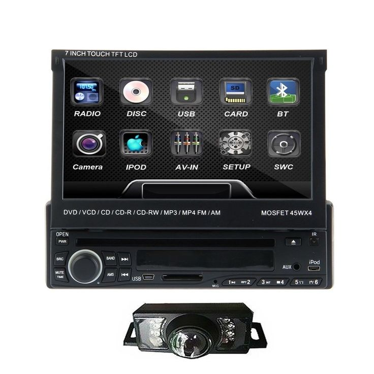 Sony xav64bt car stereo with cddvd player and bluetooth