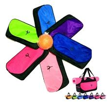 Chaude Multifonctionnel Yoga sac tapis de gymnastique sac yoga sac à dos Étanche Yoga Pilates Mat Cas Sac Transporteurs (Yoga tapis non compris)(China)