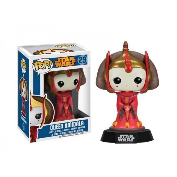Figurine Star Wars - Princess Amidala Pop 10cm - Achat / Vente figurine - personnage Figurine Star Wars - Princess - Cdiscount