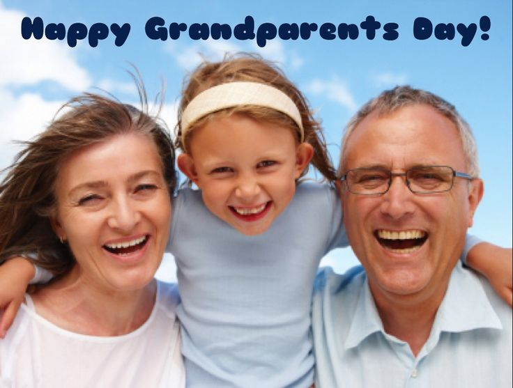 It's National Grandparents Day! (With images