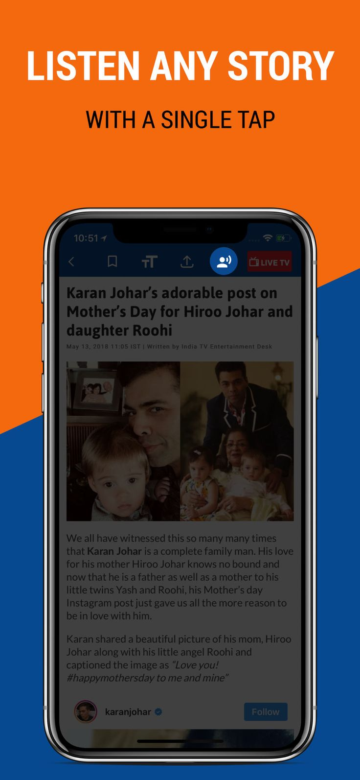 IndiaTV NewsLimitedappsios Live tv, App, Ios apps