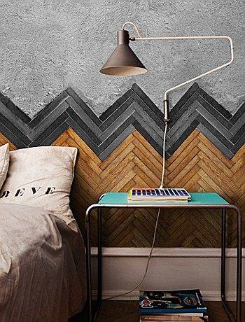 FLOOR / Designer Raw / Carta da parati Wall&Decò #wallpaper #art