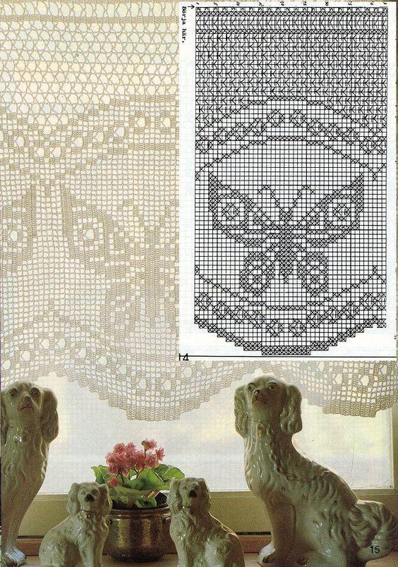 Scheme crochet no. 1803 | Kira scheme crochet