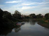 Boats in Battambang, coming from Siem Reap (watch my travelblog: http://ramingodentro.blogspot.it/2013/02/indocina-parte-6-battambang-e-poipet.html)