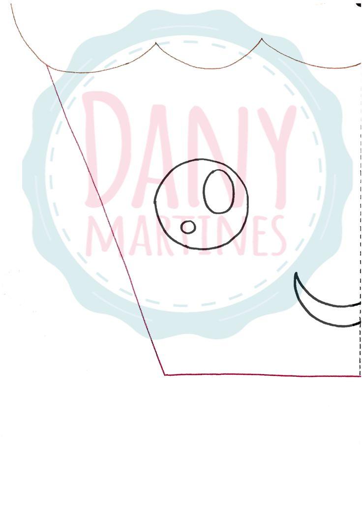 Almofada Cupcake / Parte 3 - assista o tutorial no link: https://www.youtube.com/watch?v=tpF0cEW15qA