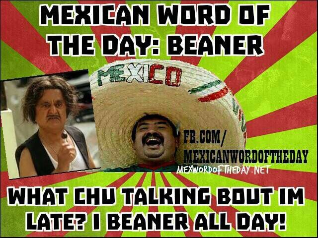 Funny Racist Mexican Memes: 17 Best Images About Mexican Word Of The Day On Pinterest