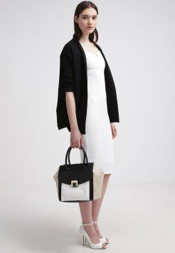 Miss Selfridge - SWEETHRT BARDOT - Vestido de tubo - cream