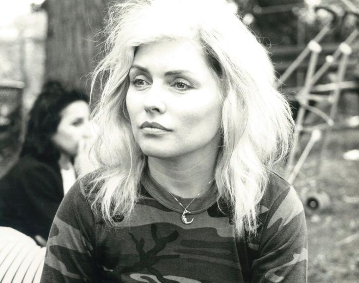 Debbie Harry - Photos - Rare candid shots by Andy Warhol released