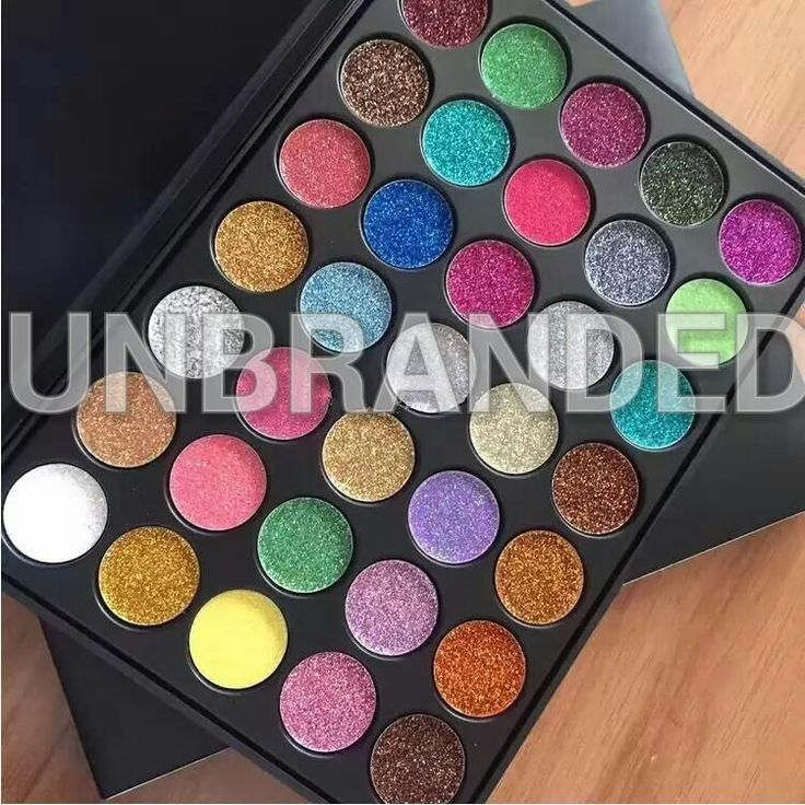 New Edition Morphe Metallic 35A Shade Dream Colors Eyeshadow Palette Unbranded #Unbranded
