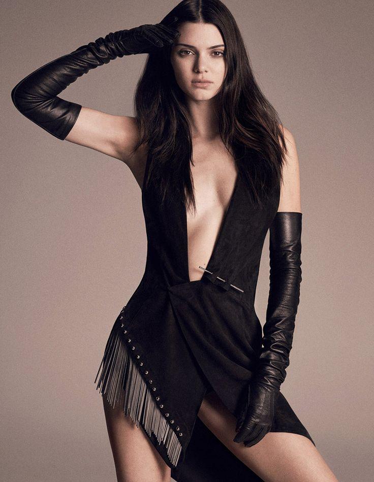 Kendall Jenner by Luigi & Iango for Vogue Japan November 2015 | The Fashionography
