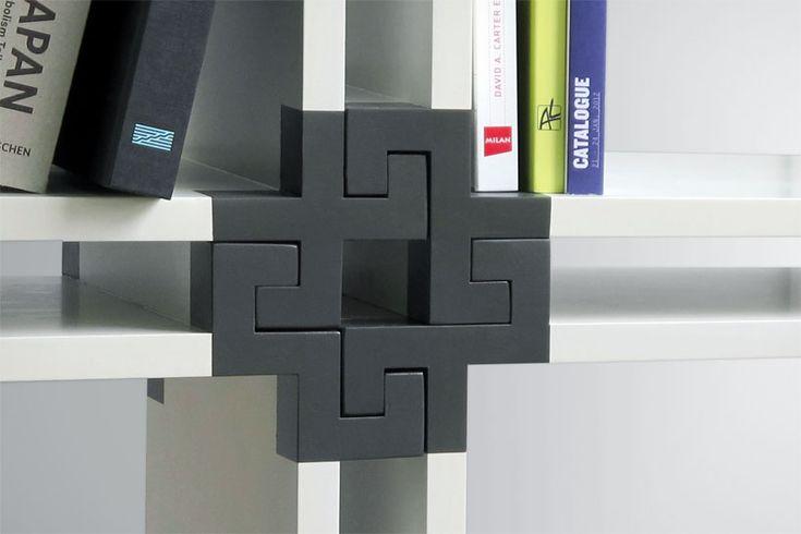noir vif: NV01 modular bookshelf