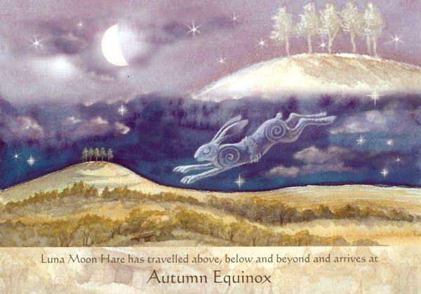 Luna Moon Hare - Wendy Andrew