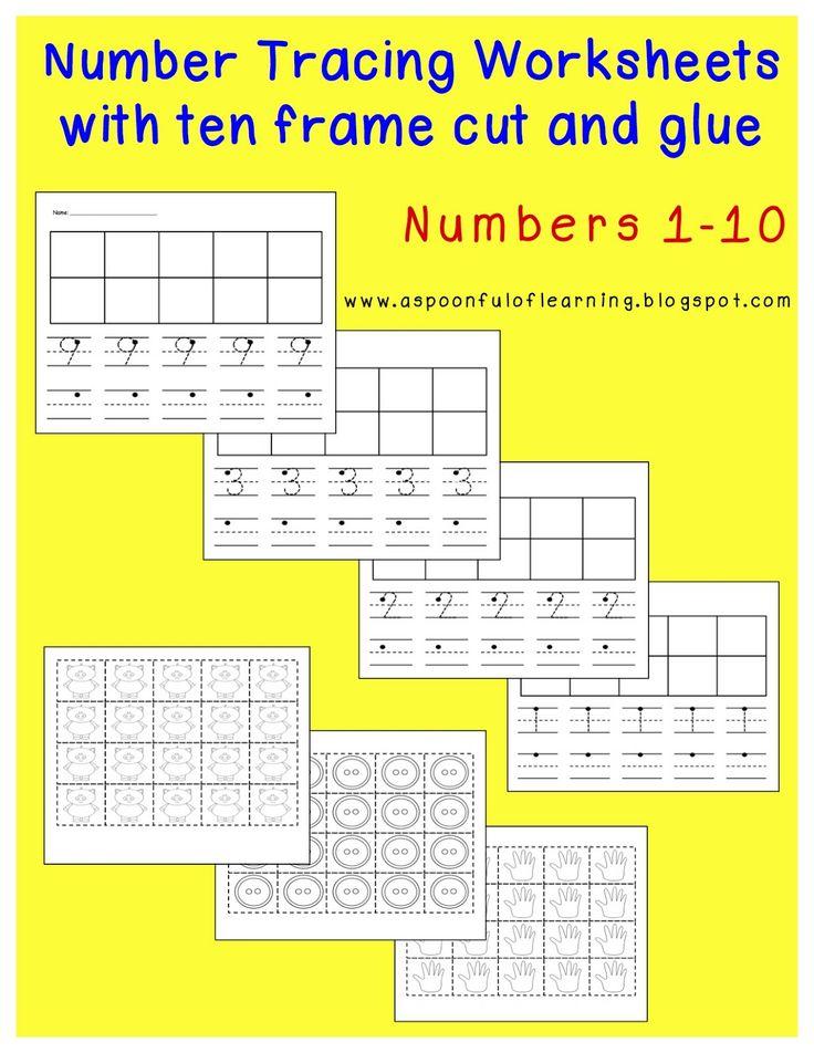 18 best 1-5 numbers images on Pinterest | Kindergarten ...