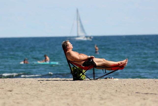 Heat warning issued for Labour Day long weekend | Toronto Star