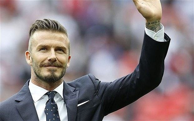 David Beckham left out of Team GB football squad for London 2012 Olympics