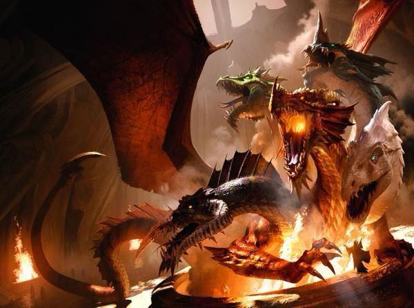 Dungeons And Dragons movie is in the works at Warner Bros.