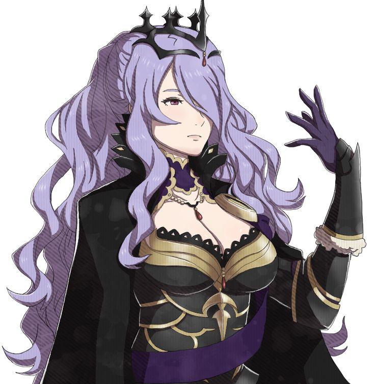 Fire Emblem Fates - All hail Queen Camilla